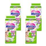 Beli Merries Pants Good Skin M 34 Isi 4 Pakai Kartu Kredit