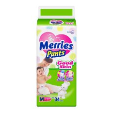 Jual Merries Pants Good Skin M Isi 34 Merries Murah