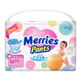 Merries Premium Pants M 28 Di Indonesia