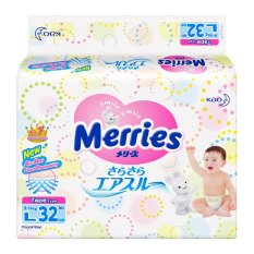 Toko Merries Premium Tape L 32 Merries