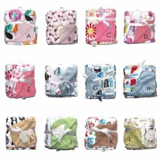 Mesh Selimut Bayi - Baby Blanket Double Fleece 2 Lapis - 1 pack