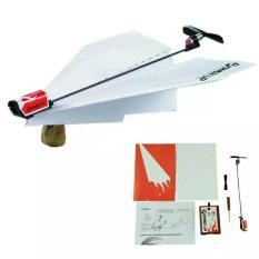 Mesin Pesawat Terbang Kertas/Power Up Electric Paper Plane - 8Ee4bb