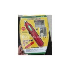 Mesin Ukir Set 20Pcs Rechargeable 3.6V Mini Drill Bor Grinder 20 Pcs Set Sellery Mesin Grafir