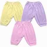 Cuci Gudang Miabelle Baby Cropped Pants Kuning Ungu Pink 3 Buah