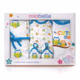 Jual Beli Online Miabelle Baby Giftset Gsmb002 Biru