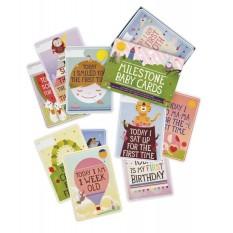 Milestone Baby Card - 30 Kartu
