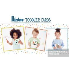 Milestone Toddler Cards - NEW