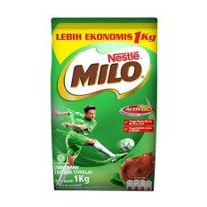 Diskon Milo Activ Go Susu Pertumbuhan 1Kg Akhir Tahun