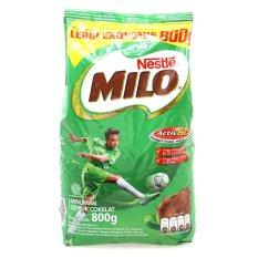 Spesifikasi Milo Activ Go Susu Pertumbuhan 800Gr Lengkap