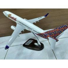 Miniatur Batik Air - Bd7963 - Original Asli