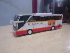 Beli Miniatur Bus Harapan Jaya Shd Seken