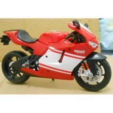 Miniatur Motor Sport DUCATI DESMOSEDICI RR Diecast Maisto Balap Murah