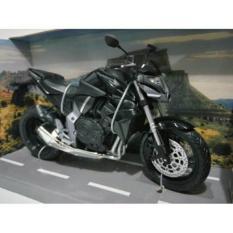Miniatur Motor Sport Honda CB 1000RR  Hitam Diecast Asli Original Automaxx Premium