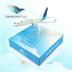 Promo Miniatur Pesawat Garuda B737 Ng800 Tzznkh Akhir Tahun