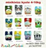 Harga Minikinizz Kyute 4 16 Kg Chicken Farm Paling Murah