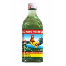 Delin Store - Minyak Kayu Putih Cap Ayam Khas Medan 150ml 1 Botol Bisa COD