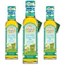Minyak zaitun murni / Evoo casa di olivia for kids, EVOO MPASI BABY