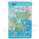 Harga Mitu Baby Special Pack Biru Mtb010 Baru