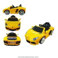 Mobil Mainan /Mobil Accu Lamborghini - 1Nsmzb