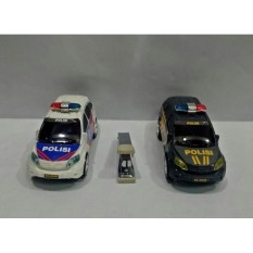 Mobil mainan /mobil polisi indonesia