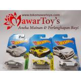 Obral Mobil Miniatur Hot Wheels Ali Edition 3Pcs Original Murah