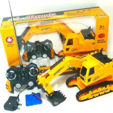 Mobil RC Alat berat Excavator