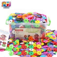 Mocai, kepingan salju, blok, mainan, perakitan, puzzle, Suit, Anak-anak,, tahun, old,, bayi, taman kanak-kanak, mainan-Internasional