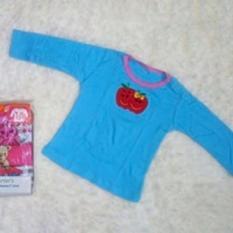 Beli Mombaby Kaos Lengan Panjang Baby Cewek 5 In 1 Uk 18 Bulan Seken
