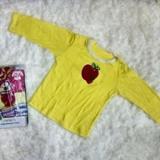 Toko Mombaby Kaos Lengan Panjang Baby Cewek 5 In 1 Uk 24 Bulan Terdekat