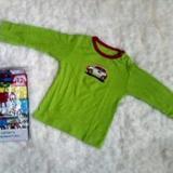 Beli Mombaby Kaos Lengan Panjang Baby Cowok 5 In 1 Uk 12 Bulan Cicilan