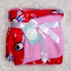 Spesifikasi Mombaby Selimut Double Fleece 0085 Pink Yang Bagus