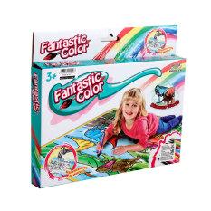 MOMO Fantastic Color Dino 3+ - Mainan Mewarnai