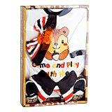 Jual Momo Kiddy Baby Gift Set Tupai Coklat 11166 Satu Set Baju Perlengkapan Bayi Kiddy Online