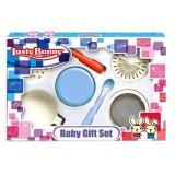 Ulasan Lengkap Tentang Momo Lusty Bunny Gift Set Baby Food Maker Blue Peralatan Penghalus Makanan Bayi Biru