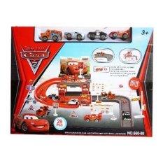 Momo Parking Garage Cars 660 80 Mainan Mobil Track Diskon Indonesia