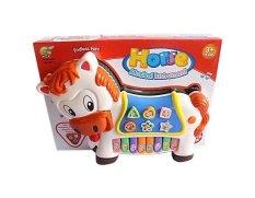 MOMO Toys Horse Musical Instrument 5577 - Mainan Piano Motif Kuda