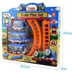 Promo Momo Toys Mainan Anak Thomas Mini Train Track Set Di Jawa Timur
