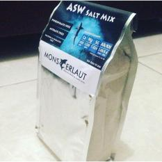 Monsterlaut Asw Salt Mix +  Sea Salt  Garam Laut - 696Bae - Original Asli