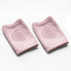 Keselamatan kapas bantalan pelindung lutut bayi merangkak anak dalam tempurung kaki pendek KelabuIDR41000. Rp 41.000