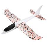 Review Terbaik Moonar Mini Epp Melemparkan Penerbangan Gratis Tangan Peluncuran Glider 9