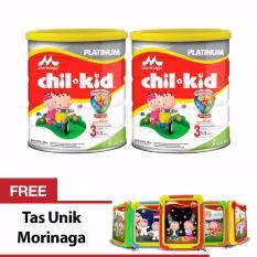 Morinaga Chil Kid Platinum Moricare Madu 2X800Gr Gratis Tas Unik Morinaga Morinaga Diskon 50