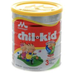 Jual Morinaga Chil Kid Platinum Susu Pertumbuhan Honey 800Gr Tin Morinaga Original