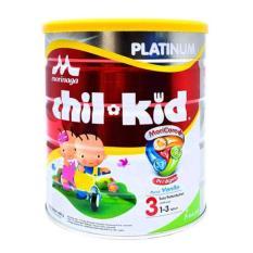 Harga Morinaga Chil Kid Platinum Susu Pertumbuhan Tahap 3 Vanila 800Gr Tin Yang Murah Dan Bagus