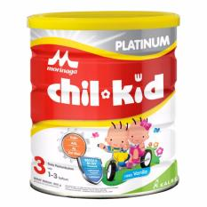 Review Morinaga Chil Kid Platinum Vanilla 800 Gr Terbaru