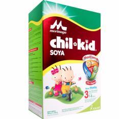 Morinaga Chil Kid Soya Moricare Tahap 3 Vanila Box 2X300Gr Original