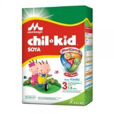 Harga Morinaga Chil Kid Soya Moricare Tahap 3 Vanila Box 300Gr Lengkap