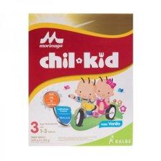 Harga Morinaga Chil Kid Tahap 3 Reguler Kemasan Karton 1600Gr Vanilla Online
