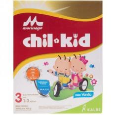 Jual Morinaga Chil Kid Tahap 3 Reguler Kemasan Karton 1600Gr Vanilla Baru