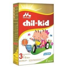 Morinaga Chil Kid Vanila 2x400gr Box