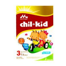 Spesifikasi Morinaga Chil Kid Vanila 800Gr Box Baru